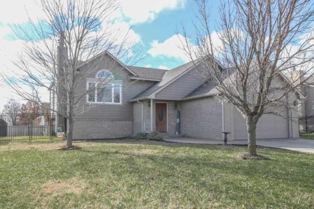 203 E Creekstone St, Mulvane, KS 67110 (MLS #560151) :: On The Move
