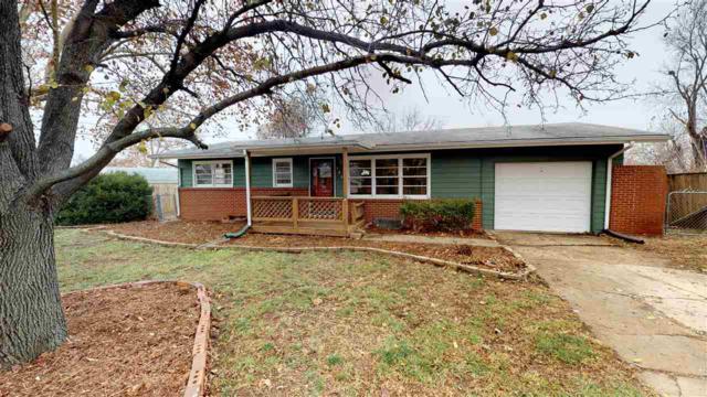 6315 N Scottsville St, Park City, KS 67219 (MLS #560177) :: Select Homes - Team Real Estate
