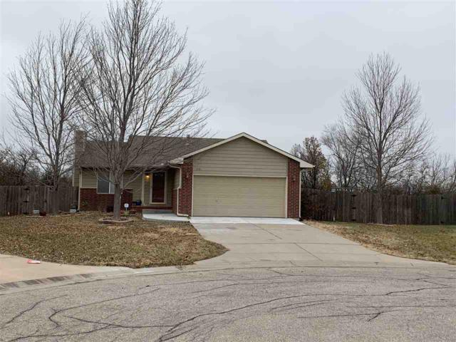 1751 N Riverbirch Ct, Andover, KS 67002 (MLS #560191) :: On The Move
