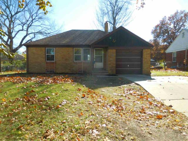 5111 E Funston St, Wichita, KS 67218 (MLS #560192) :: Wichita Real Estate Connection