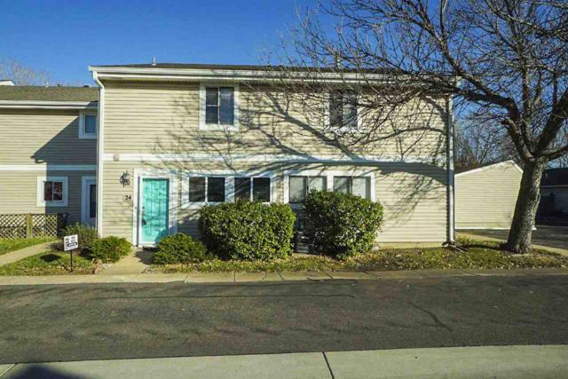 24 Chisholm Creek Dr, Wichita, KS 67220 (MLS #560202) :: On The Move