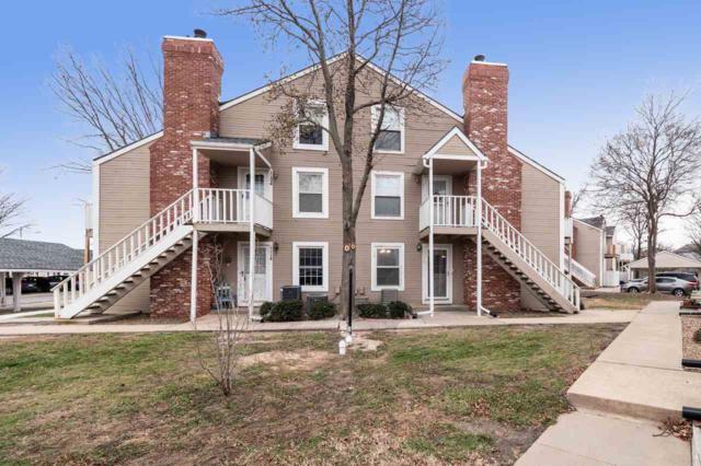 1717 S Cypress #1113, Wichita, KS 67207 (MLS #560206) :: On The Move