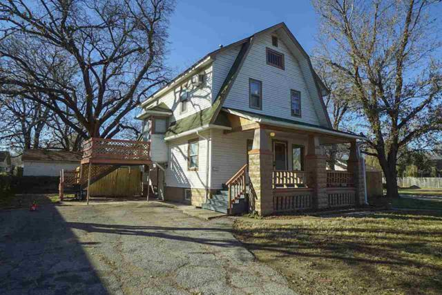 1401 S Waco Ave, Wichita, KS 67213 (MLS #560243) :: On The Move