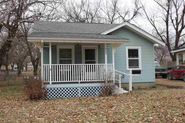 509 S Atchison St, El Dorado, KS 67042 (MLS #560249) :: On The Move