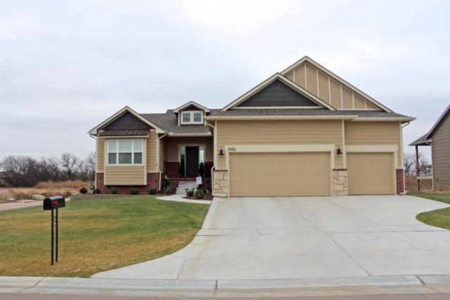 13711 E Morris St, Wichita, KS 67230 (MLS #560270) :: On The Move