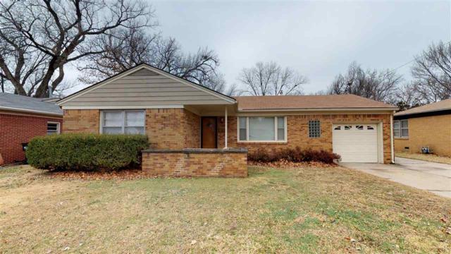 2239 S Fountain Street, Wichita, KS 67218 (MLS #560284) :: Select Homes - Team Real Estate
