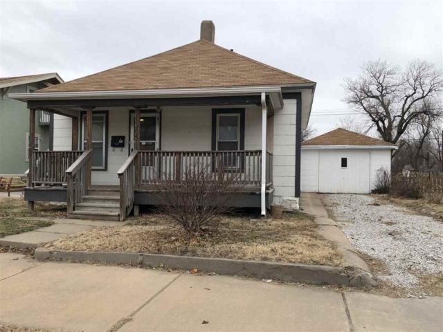 1305 N Monroe St, Hutchinson, KS 67501 (MLS #560301) :: On The Move