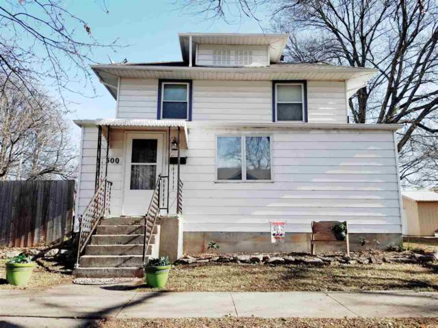 300 S Taylor St, El Dorado, KS 67042 (MLS #560329) :: On The Move