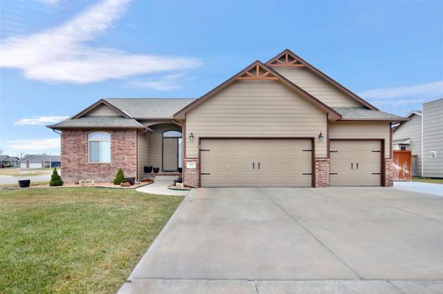 302 W Capstone Ct, Andover, KS 67002 (MLS #560340) :: Wichita Real Estate Connection