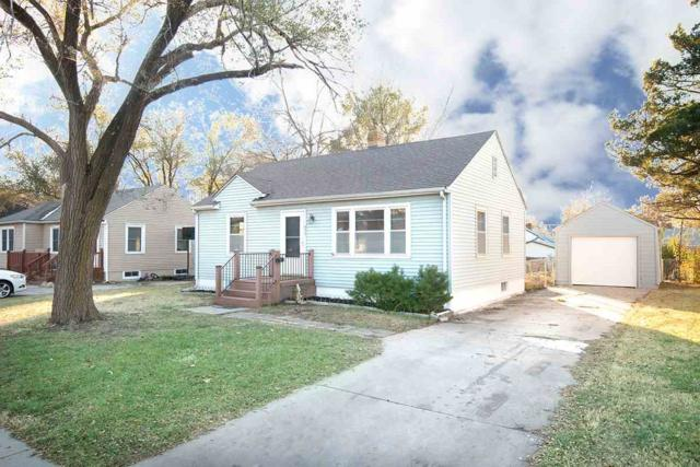 833 N Pinecrest St, Wichita, KS 67208 (MLS #560342) :: On The Move