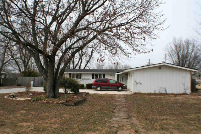 115 S Westview Rd, Andover, KS 67002 (MLS #560348) :: On The Move