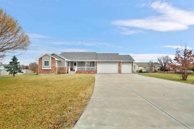 6532 S Emerald Cir, Derby, KS 67037 (MLS #560353) :: On The Move