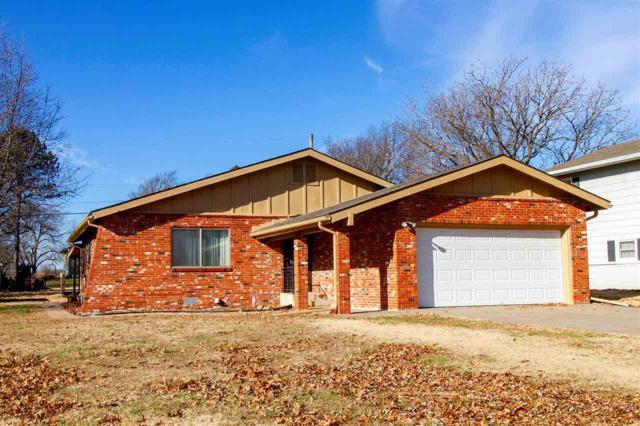 1301 Joyce St, El Dorado, KS 67042 (MLS #560362) :: On The Move