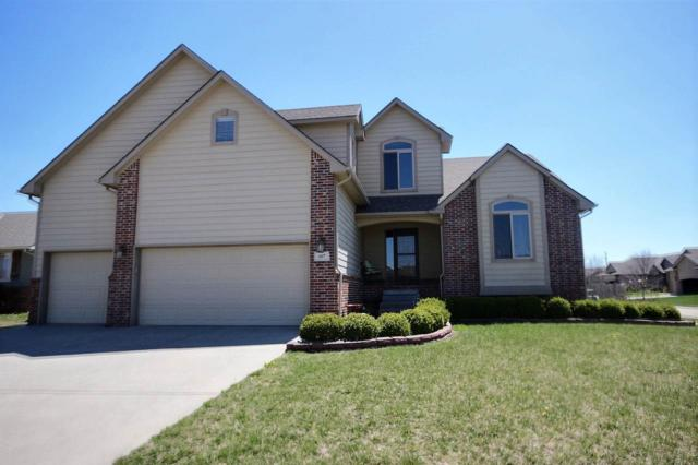 607 W Point Cir, Andover, KS 67002 (MLS #560363) :: Wichita Real Estate Connection