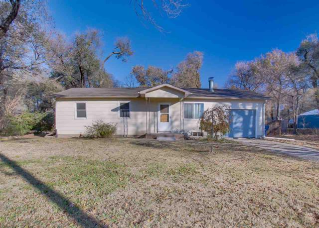 1920 E 45th St N, Wichita, KS 67219 (MLS #560371) :: On The Move