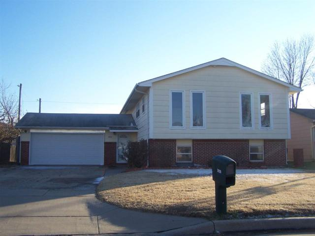 3929 W 33rd St S, Wichita, KS 67217 (MLS #560378) :: On The Move