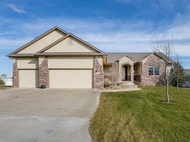1281 N Forestview Ct, Wichita, KS 67235 (MLS #560379) :: On The Move