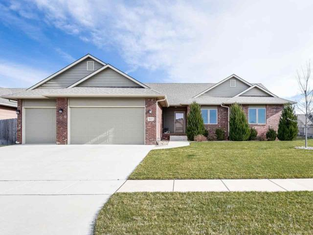 8617 E Scragg Circle, Wichita, KS 67226 (MLS #560391) :: On The Move