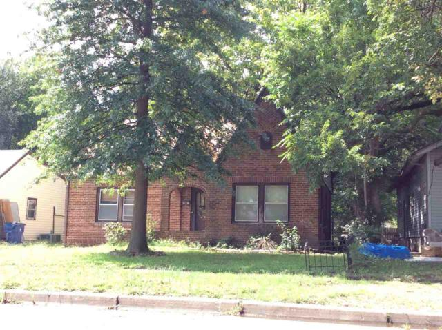 545 S Greenwood Ave, Wichita, KS 67211 (MLS #560392) :: On The Move