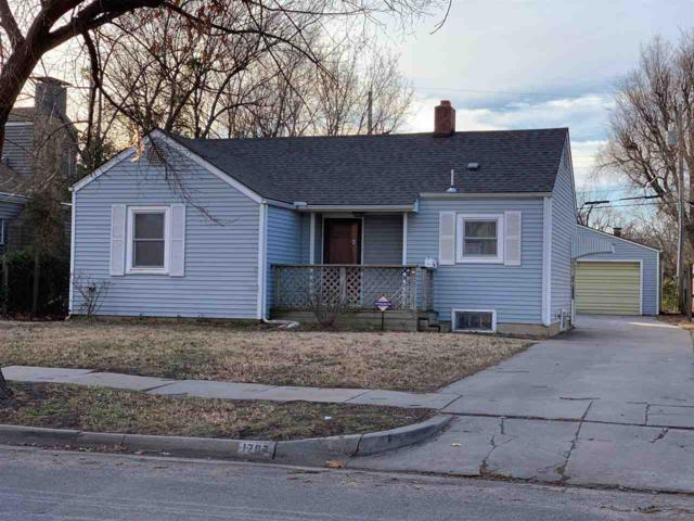1707 N Payne, Wichita, KS 67203 (MLS #560396) :: On The Move