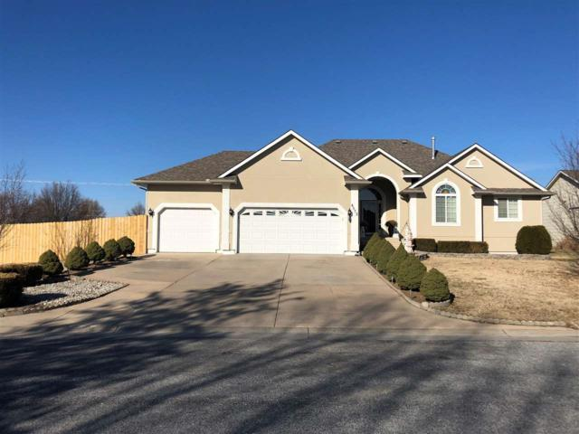 4572 N Fritillary Ct, Bel Aire, KS 67226 (MLS #560397) :: On The Move