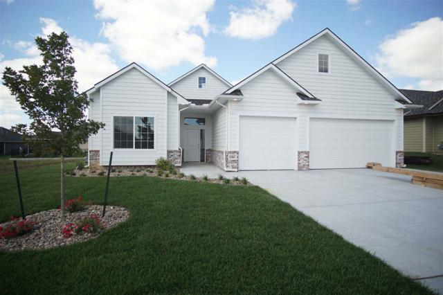 1361 S Sierra Hills, Wichita, KS 67230 (MLS #560398) :: On The Move
