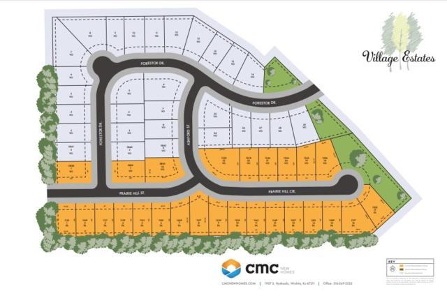 1230 E Prairie Hill Cir., Park City, KS 67147 (MLS #560403) :: On The Move