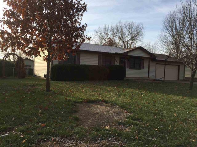 201 W Swanee Dr., Goddard, KS 67052 (MLS #560462) :: Wichita Real Estate Connection