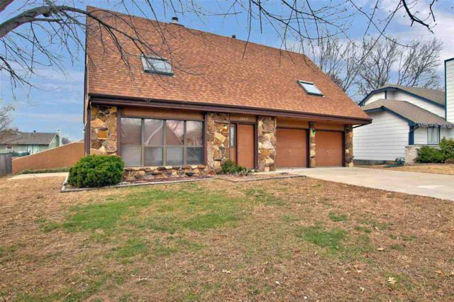 1907 N Burning Tree Rd, Derby, KS 67037 (MLS #560495) :: Wichita Real Estate Connection