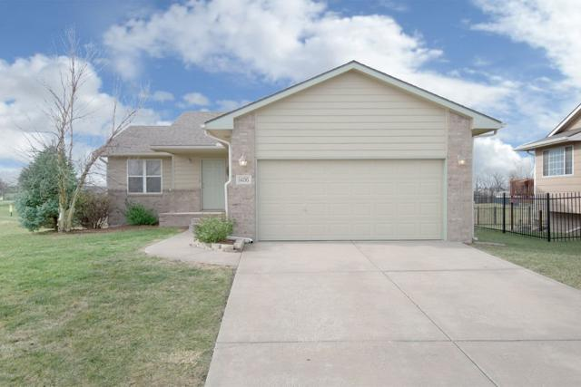 1400 E Sunset Ct, Goddard, KS 67052 (MLS #560523) :: Wichita Real Estate Connection