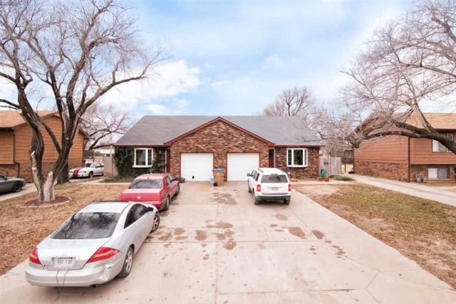 425-427 S Carlton Dr, Wichita, KS 67209 (MLS #560534) :: On The Move