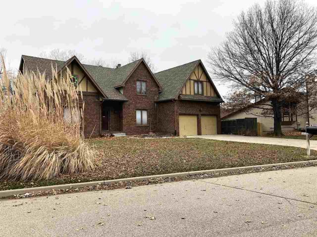 10323 W Harvest Ct., Wichita, KS 67212 (MLS #560555) :: On The Move