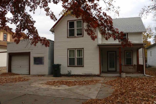 1130 N Main St, Wichita, KS 67203 (MLS #560566) :: On The Move