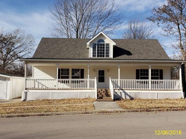 4300 N Deer Lake, Wichita, KS 67216 (MLS #560572) :: On The Move