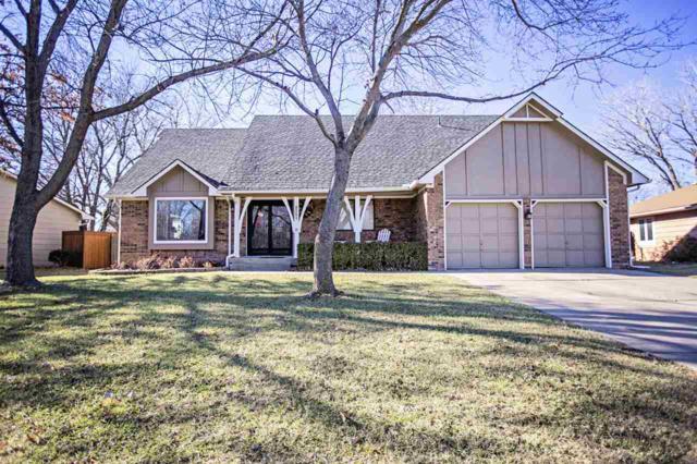2251 N Longwood Cir, Wichita, KS 67226 (MLS #560573) :: Select Homes - Team Real Estate