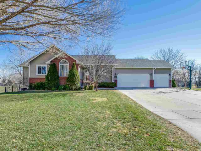 862 S Bedford Ct, Wichita, KS 67207 (MLS #560576) :: Select Homes - Team Real Estate