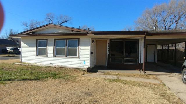 3355 S Glenn Ave, Wichita, KS 67217 (MLS #560577) :: Select Homes - Team Real Estate