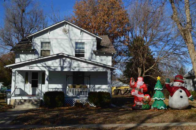 614 E 5th St, Newton, KS 67114 (MLS #560578) :: Select Homes - Team Real Estate