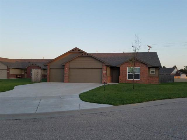 8521 E Millrun Ct, Wichita, KS 67226 (MLS #560581) :: Wichita Real Estate Connection