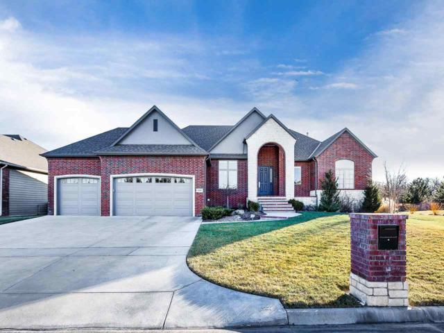 1445 N Ridgehurst Ct., Wichita, KS 67230 (MLS #560609) :: Wichita Real Estate Connection