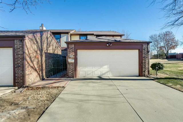 8931 W Harvest Ln #903, Wichita, KS 67212 (MLS #560616) :: On The Move