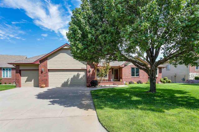 6602 W School Circle, Wichita, KS 67212 (MLS #560654) :: On The Move