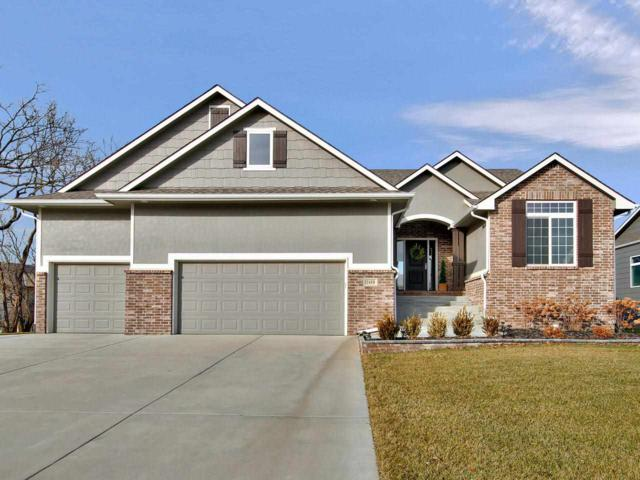 2410 N Silverdale St, Andover, KS 67002 (MLS #560683) :: On The Move