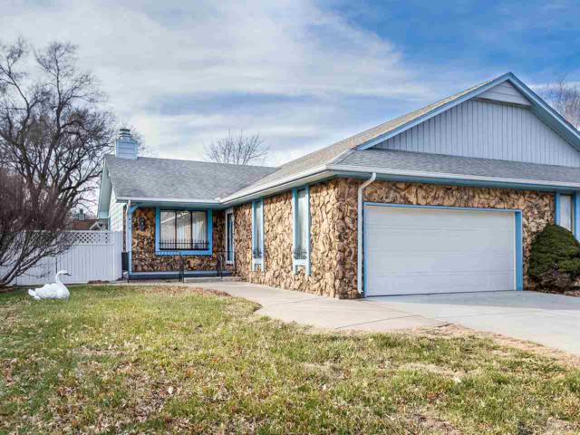 619 N Tanglewood, Derby, KS 67037 (MLS #560738) :: On The Move