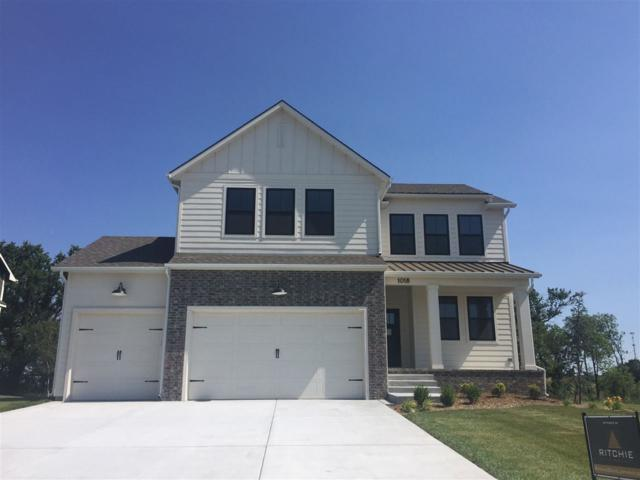 1018 W Ledgestone, Andover, KS 67002 (MLS #560739) :: On The Move