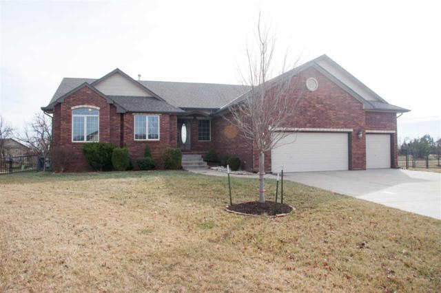 2302 N Chelmsford Cir, Wichita, KS 67228 (MLS #560760) :: On The Move