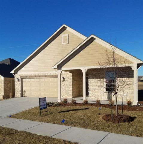 1018 E Clearlake St, Derby, KS 67037 (MLS #560764) :: On The Move