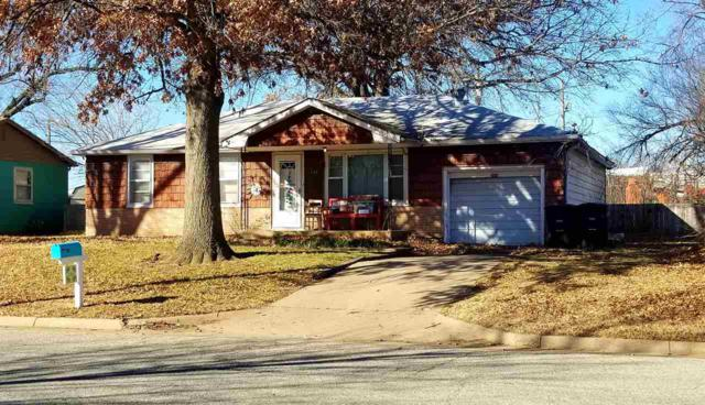 126 Random Rd, Arkansas City, KS 67005 (MLS #560776) :: On The Move