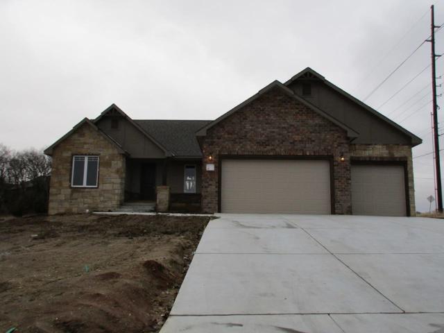 2500 N Debra Dr, El Dorado, KS 67042 (MLS #560826) :: Wichita Real Estate Connection