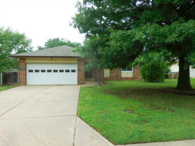 1125 S Meadowhaven Lane, Derby, KS 67037 (MLS #560845) :: On The Move